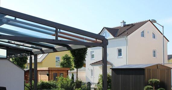 Meine-Haustür.de - Übersicht Terrassendächer