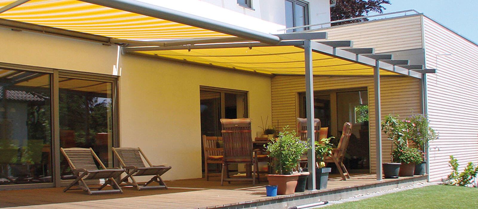 Sonderaktion – Terrassendächer ab 4999,-€*